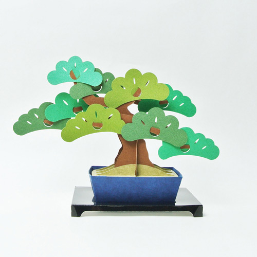 kami-bonsai